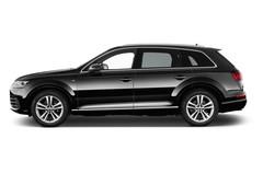 Audi Q7 - SUV (2015 - heute) 5 Türen Seitenansicht