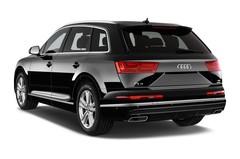 Audi Q7 - SUV (2015 - heute) 5 Türen seitlich hinten