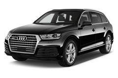 Audi Q7 - SUV (2015 - heute) 5 Türen seitlich vorne
