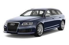 Audi RS6 - Kombi (2008 - 2010) 5 Türen seitlich vorne