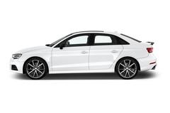 Audi S3 - Kompaktklasse (2013 - heute) 4 Türen Seitenansicht