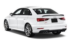 Audi S3 - Kompaktklasse (2013 - heute) 4 Türen seitlich hinten