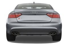 Audi S5 - Coupé (2007 - 2016) 2 Türen Heckansicht