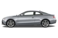 Audi S5 - Coupé (2007 - 2016) 2 Türen Seitenansicht