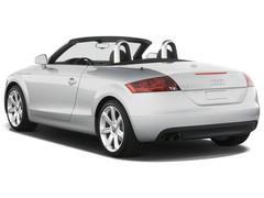 Audi TT - Cabrio (2006 - 2014) 2 Türen seitlich hinten