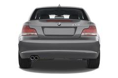 BMW 1er 125i Coupé (2007 - 2014) 2 Türen Heckansicht