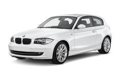 BMW 1er 123d Kompaktklasse (2004 - 2013) 3 Türen seitlich vorne