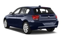 BMW 1er Urban Line Kompaktklasse (2011 - heute) 5 Türen seitlich hinten