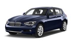BMW 1er Urban Line Kompaktklasse (2011 - heute) 5 Türen seitlich vorne