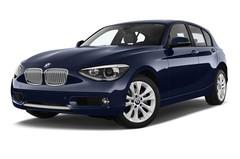 BMW 1er Urban Line Kompaktklasse (2011 - heute) 5 Türen seitlich vorne mit Felge