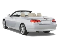 BMW 3er 335i Cabrio (2005 - 2013) 2 Türen seitlich hinten