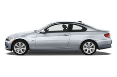 BMW 3er 335i Coupé (2005 - 2013) 2 Türen Seitenansicht