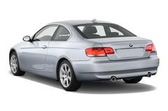 BMW 3er 335i Coupé (2005 - 2013) 2 Türen seitlich hinten