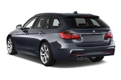 BMW 3er Sport Line Kombi (2012 - heute) 5 Türen seitlich hinten