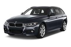 BMW 3er Sport Line Kombi (2012 - heute) 5 Türen seitlich vorne