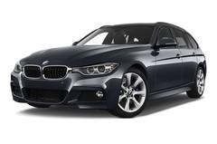 BMW 3er Sport Line Kombi (2012 - heute) 5 Türen seitlich vorne mit Felge