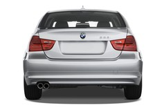 BMW 3er 325i Limousine (2005 - 2013) 4 Türen Heckansicht