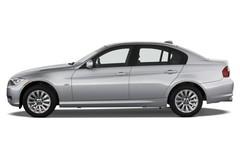 BMW 3er 325i Limousine (2005 - 2013) 4 Türen Seitenansicht