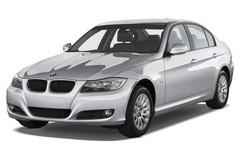 BMW 3er 325i Limousine (2005 - 2013) 4 Türen seitlich vorne