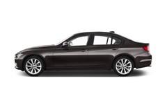 BMW 3er Modern Line Limousine (2012 - heute) 2 Türen Seitenansicht