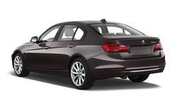 BMW 3er Modern Line Limousine (2012 - heute) 2 Türen seitlich hinten