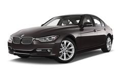 BMW 3er Modern Line Limousine (2012 - heute) 2 Türen seitlich vorne mit Felge