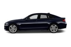 BMW 4er M Sport 2WD AT Coupé (2014 - heute) 5 Türen Seitenansicht