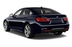 BMW 4er M Sport 2WD AT Coupé (2014 - heute) 5 Türen seitlich hinten