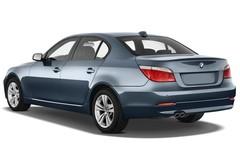 BMW 5er 523i Limousine (2003 - 2010) 4 Türen seitlich hinten