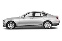 BMW 5er ActiveHybrid 5 Limousine (2010 - 2016) 4 Türen Seitenansicht