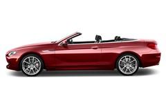 BMW 6er 650i  Cabrio (2011 - heute) 2 Türen Seitenansicht