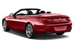 BMW 6er 650i  Cabrio (2011 - heute) 2 Türen seitlich hinten