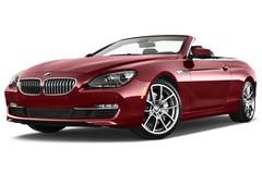 BMW 6er 650i  Cabrio (2011 - heute) 2 Türen seitlich vorne mit Felge
