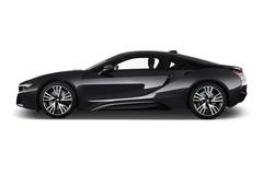 BMW i8 Pure Impulse Coupé (2013 - heute) 2 Türen Seitenansicht