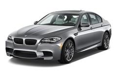 BMW M5 M5 Limousine (2011 - heute) 4 Türen seitlich vorne