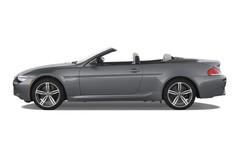 BMW M6 M6  Cabrio (2006 - 2010) 2 Türen Seitenansicht