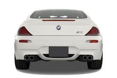 BMW M6 M6 Coupé (2005 - 2010) 2 Türen Heckansicht
