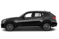 BMW X1 xDrive20d SUV (2009 - 2015) 5 Türen Seitenansicht