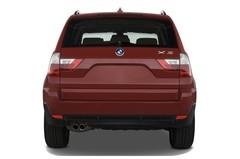 BMW X3 xDrive30i SUV (2003 - 2010) 5 Türen Heckansicht
