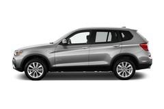 BMW X3 xDrive28i SUV (2010 - heute) 5 Türen Seitenansicht