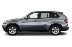 BMW X5 xDrive50i SUV (2006 - 2013) 5 Türen Seitenansicht