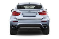 BMW X6 Active Hybrid SUV (2008 - 2014) 5 Türen Heckansicht