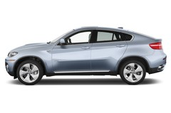 BMW X6 Active Hybrid SUV (2008 - 2014) 5 Türen Seitenansicht