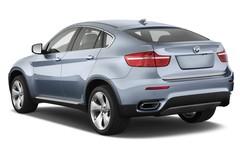 BMW X6 Active Hybrid SUV (2008 - 2014) 5 Türen seitlich hinten