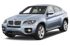 BMW X6 Active Hybrid SUV (2008 - 2014) 5 Türen seitlich vorne