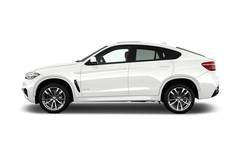 BMW X6 M sportpaket SUV (2014 - heute) 5 Türen Seitenansicht