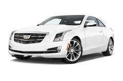 Cadillac ATS Premium Coupé (2014 - heute) 2 Türen seitlich vorne mit Felge