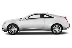 Cadillac CTS Sport Luxury Coupé (2010 - 2012) 2 Türen Seitenansicht