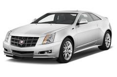 Cadillac CTS Sport Luxury Coupé (2010 - 2012) 2 Türen seitlich vorne