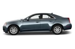 Cadillac CTS Elegance Limousine (2007 - 2013) 4 Türen Seitenansicht